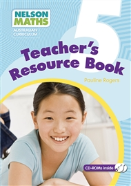 Nelson Maths: Australian Curriculum Teacher Resource Book 5 - 9780170227773