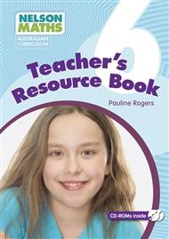 Nelson Maths: Australian Curriculum Teacher Resource Book 6 - 9780170227780