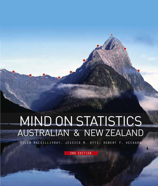 Mind on Statistics: Australian & New Zealand - 9780170227810