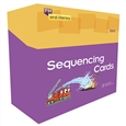 PM Oral Literacy Sequencing Cards Early Box Set + IWB CD