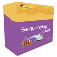 PM Oral Literacy Sequencing Cards Early Box Set + IWB CD - 9780170228466