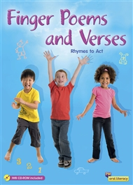 PM Finger Poems & Verses Big Book + IWB DVD - 9780170228503