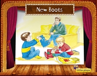 Little Plays: New Boots - 9780170228718