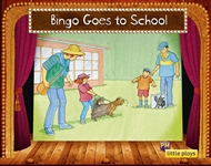 Little Plays: Bingo Goes to School - 9780170228787