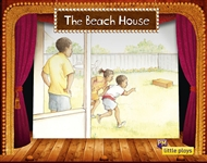 Little Plays: The Beach House - 9780170228794