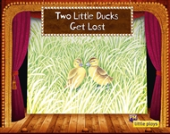 Little Plays: Two Little Ducks Get Lost - 9780170228824
