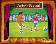 Little Plays: Jordan's Football - 9780170228862