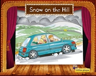 Little Plays: Snow on the Hill - 9780170228909