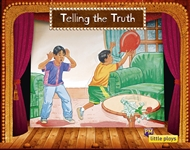 Little Plays: Telling the Truth - 9780170228978