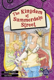 The Kingdom of Summerdale Street - 9780170229180