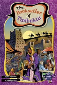 The Bookseller of Timbuktu - 9780170229241