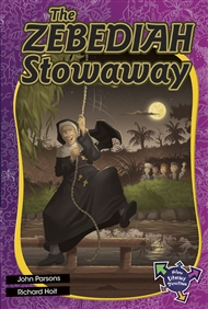 The Zebediah Stowaway - 9780170229272