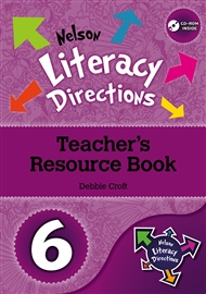 NLD 6 Teacher's Resource Book with CD-ROM - 9780170229562