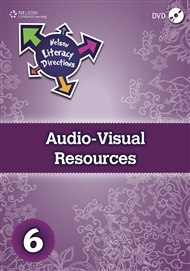 NLD 6 Audio-Visual Resources DVD - 9780170229579