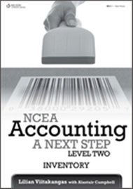 NCEA Accounting A Next Step: Inventory - 9780170229845