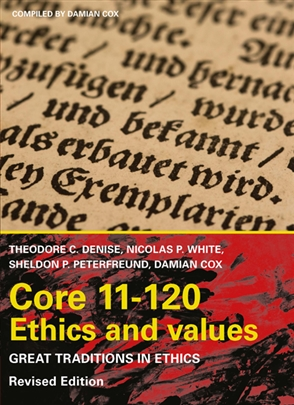 CP0705 - Core11-120 Ethics and values: Great traditions in ethics Revised Edition - 9780170232203