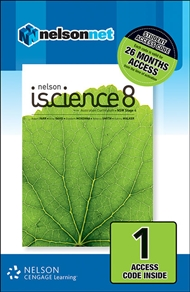 Nelson iScience 8 for the Australian Curriculum NSW Stage 4 (1 Access Code Card) - 9780170232418