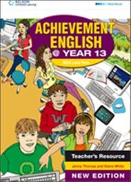 Achievement English @ Year 13 Teacher's Resource CD - 9780170233309