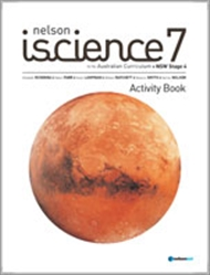 Nelson iScience 7 for the Australian Curriculum NSW Stage 4 Activity Book - 9780170234054