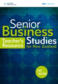 Senior Business Studies Teachers Resource CD - 9780170234146