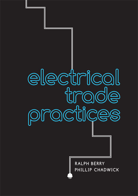 Electrical Trade Practices - 9780170236164