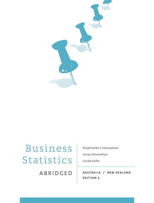 Business Statistics - Abridged: Australia New Zealand - 9780170236997
