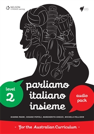 Parliamo Italiano Insieme 2 Audio and Video Pack - 9780170238786