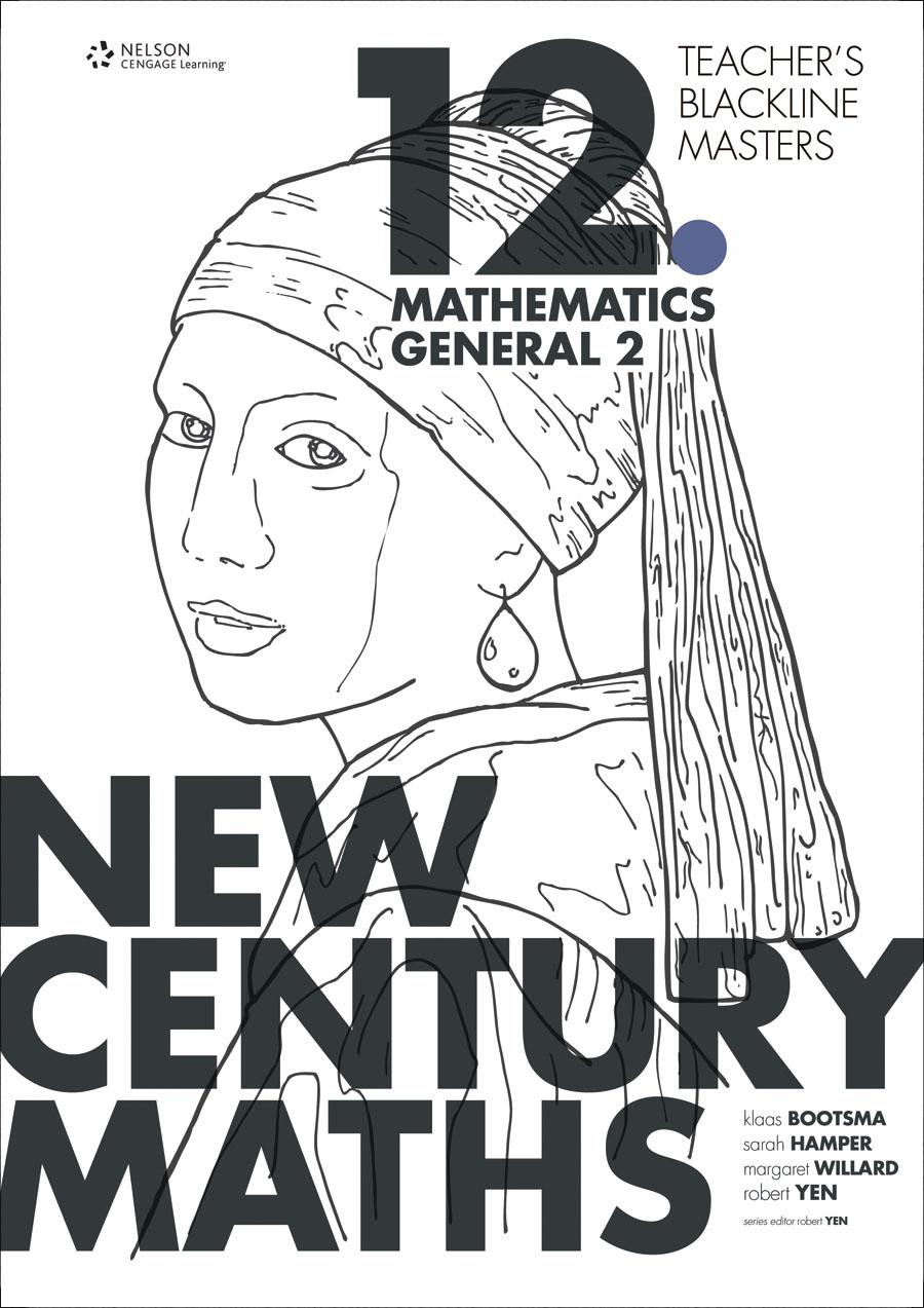 New Century Maths 12 Mathematics General 2 Teacher's