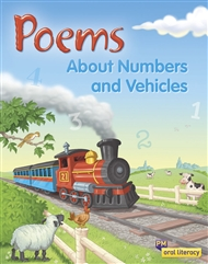 Poems About Numbers and Vehicles - 9780170242042