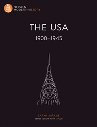 Nelson Modern History: The USA 1900 – 1945 - 9780170244077