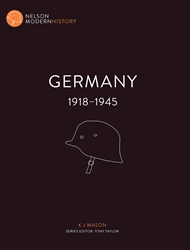 Nelson Modern History: Germany 1918 – 1945 - 9780170244091