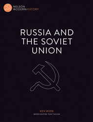 Nelson Modern History: Russia and the Soviet Union - 9780170244107