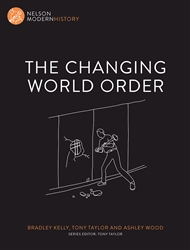 Nelson Modern History: The Changing World Order - 9780170244152