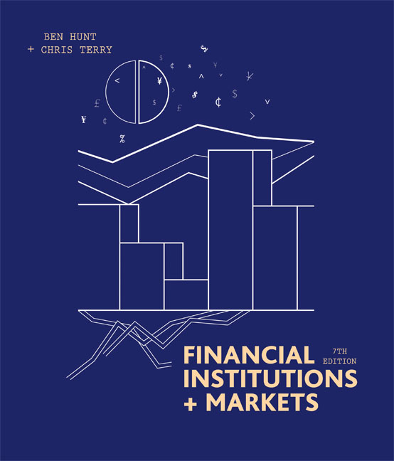 Financial Institutions and Markets - 9780170244206