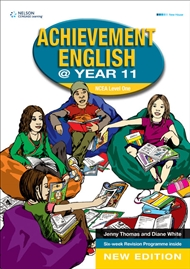 Achievement English @ Year 11 NCEA Level 1 - 9780170244220