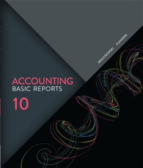 Accounting: Basic Reports - 9780170245494