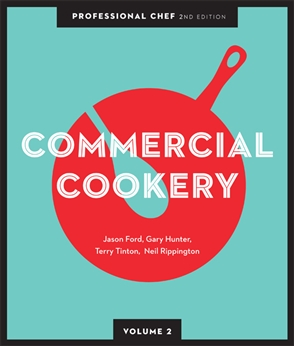 Professional Chef: Commercial Cookery (Volume 2) - 9780170245548
