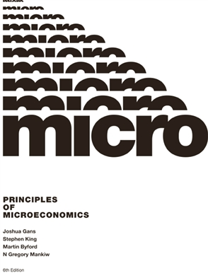 Principles of Microeconomics: Australia and New Zealand Edition - 9780170248525