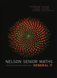 Nelson Senior Maths General 11 for the Australian Curriculum - 9780170250252