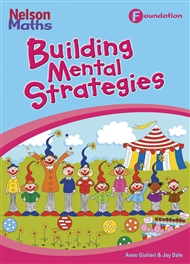 Nelson Maths AC Building Mental Strategies Big Book F - 9780170251518