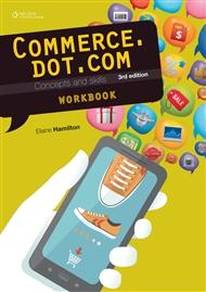 Commerce.dot.com Concepts and Skills Homework Book - 9780170251594
