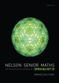 Nelson Senior Maths Specialist 12 Solutions DVD