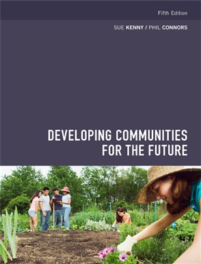 Developing Communities for the Future - 9780170254717