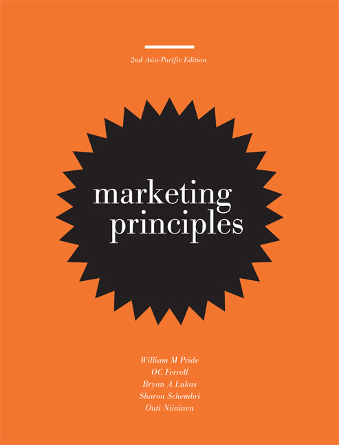 Marketing Principles - 9780170254793