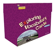 PM Oral Literacy Exploring Vocabulary Extending Cards Box Set + IWB DVD - 9780170257558