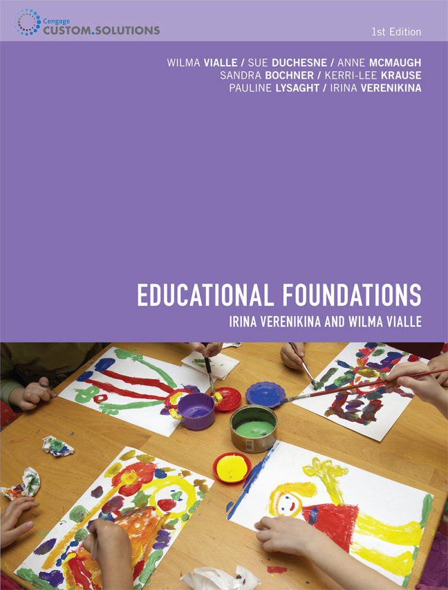 PP0902 - Educational Foundations - 9780170257923
