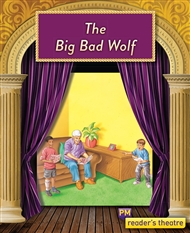 Reader's Theatre: The Big Bad Wolf - 9780170257961