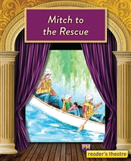 Reader's Theatre: Mitch to the Rescue - 9780170257978
