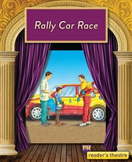 Reader's Theatre: Rally Car Race - 9780170258029
