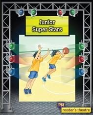 Reader's Theatre: Junior Super Stars - 9780170258067